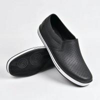 Jual Murah Meriah Saf 1115 sepatu pantofel karet anti hujan & air Murah