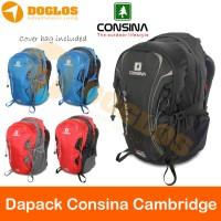 Tas Daypack Consina Cambridge Hiking Outdoor Travelling ransel