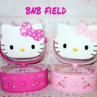 Jual Kotak Music Cermin Hello Kitty Murah