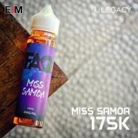EJM FAQ Miss Samoa 60ml - Premium USA Liquid