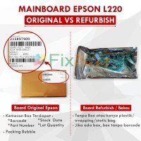 Mainboard Printer Epson L220, Motherboard Epson L220 NEW ORIGINAL
