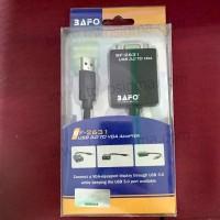 BAFO BF-2631 USB 3.0 TO VGA ADAPTER - EXTERNAL USB VGA CARD