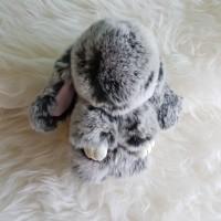 Jual Gantungan Kelinci Copenhagen Bunny Bag Charm Hijau Putih 18cm 2 Warna Murah