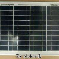 HARGA PROMO Solar Panel Surya / Solar Cell Solarland 10 wp Poly