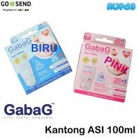 Jual Gabag Kantong ASI Mini 100ml Murah