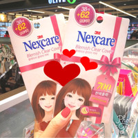 Nexcare 3m Blemish Clear Cover 38patch