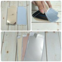 softcase mirror oppo f1 plus /jellycase oppo f1+/ultrathin oppo
