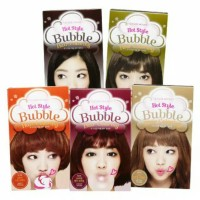 ETUDE HOUSE Hot Style Bubble Hair Coloring Cat Rambut