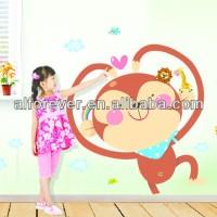 Jual XY1116 Hip-Hop Monkey wallsticker wall sticker stiker dinding  Murah