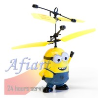 Jual Flying Minion Terbang Boneka Despicable Me Flying Doll Murah