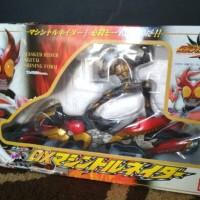 DX MACHINE TORNADOR KAMEN RIDER AGITO