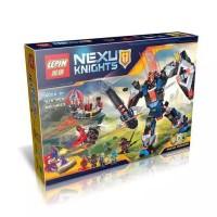 Lepin 14023 Nexo Knight The Black Knight Mech 578p