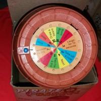 Jual Mainan Tong Bajak Laut 'Running Man' Pirate Roulette/Barrel (2 in 1) Murah