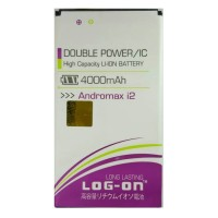 Batre Baterai Baterei Double Power Logon Smartfren Andromax I2 4000mah