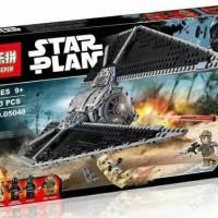 Jual Brick Lepin 05048 Star Wars Tie Stricker 543pcs Murah