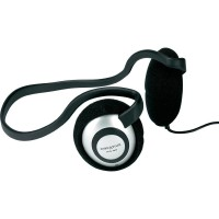 Creative HQ-80/HQ80 Backphones Headset with Microphone/Mic