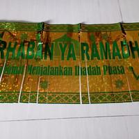 Banner Marhaban Ya Ramadhan
