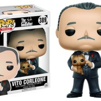 Funko POP! Movies The Godfather - Vito Corleone #389