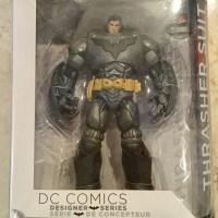 BATMAN ARMOR THRASHER SUIT ASLI/ORI GREG CAPULLO!! Dc Comics Figure