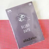 METROPOP: BLIND DATE (COVER UNGU)