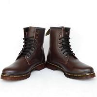 Jual Sepatu Docmart 8 hold kulit sapi asli Murah