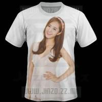 Jual Kaos Korea Idol SNSD 9 Yuri Murah
