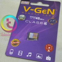 Memory Micro Sd Vgen Original 16gb