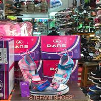 sepatu sandal anak perempuan merk dans original 100%