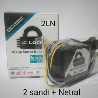 Jual Pengaman Sepeda Motor IC Lock 2LN - Cocok Buat Ngerjain Temen & Maling Murah