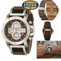 jam tangan pria merk FOSSIL ORI BM type : JR1157/ JR 1157
