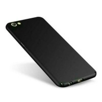 Case Slim Fit Oppo Neo 7/A33 New Matte Black SoftCase Full Black/Soft