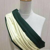Jual Gendongan Kaos (Geos) 2in1 Green - Yellow Murah