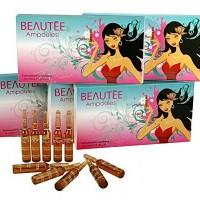 Beautee Collagen, Whitening Ampoule Serum Derma AMPOULES  DERMAROLLER