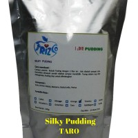 FRIZCO SILKY PUDDING TARO 445gr Premix instant powder podeng puding