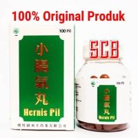 Hernis Pil - Obat Hernia / Radang Buah Pelir