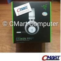 Razer Kraken Pro V2 Analog Gaming Headset WHITE - RZ04-02050200