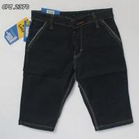 Celana Jeans Pendek - Lois Black 2370