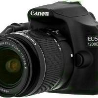 kamera Canon EOS 1200D + 18-55 ; Camera Canon eos 1200 d kit