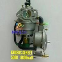 Konverter LPG GENSET 5000watt-8800watt GX390/GX420/GX460
