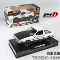 Diecasy Initial D Toyota AE86 1:28
