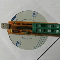 USB ASP / USB ISP DOWNLOADER / UNIVERSAL USB ASP degan zif soket usb A