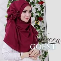 Jual BEST SELLER Instan MECCA dengan layer By Goest Hijab Murah