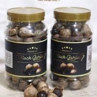 Jual Bawang Hitam Tunggal (Black Garlic) Homemade 250gr Murah