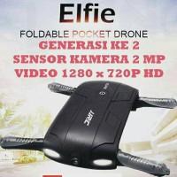 Jual JJRC Elfie H37 Pocket Drone 2.0 MP Murah