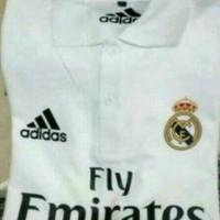 Jual polo shirt 3XL kaos kerah big size XXXL tshirt murah keren real madrid Murah