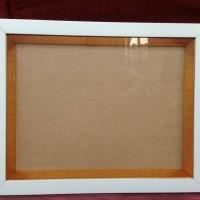 Bingkai/Frame/Pigura BOX 3D luas dlm 30x40/ 12r Mahar Scrapbook Pop Up