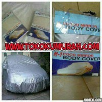 CHERRY QQ BODY COVER / KERUDUNG / SELIMUT MOBIL / SARUNG MOBIL MUR