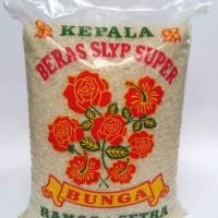 Jual Beras Setra Ramos Cap Bunga 5Kg Murah