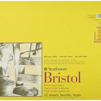 "Strathmore 300 Series Bristol 14"" x 17"" Smooth - 20 Sheets"