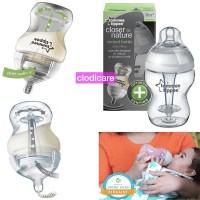 Jual Tommee Tippee Botol Susu Bayi Vented Feeding Bottle 260ml Murah